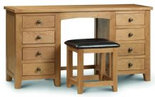 Marlborough Twin Pedestal Dressing Table